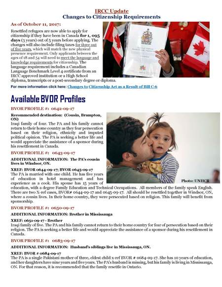 Changes to Citizenship Requirements - IRCC