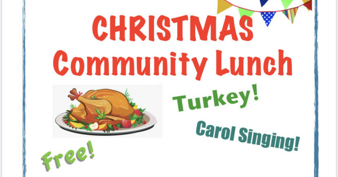 St. Peter's Christmas Community Lunch