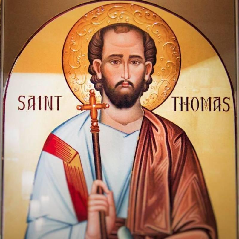 Thomas, a Model of Faith?