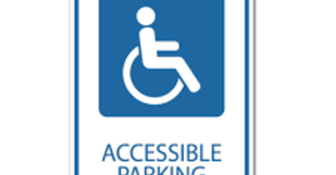 Accessible Parking image