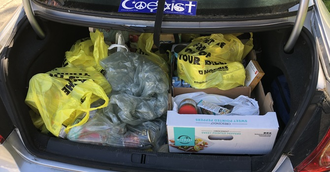 WANM Food and Clothing Drive launched successfully