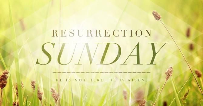 April 12 Easter Service