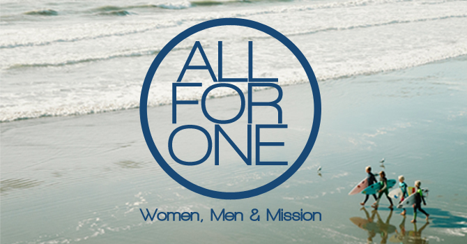 All For One: Women, Men & Mission image