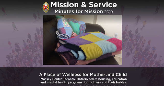 Minute for Mission: A Place of Wellness for Mother and Child image