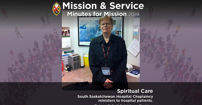 Minute for Mission: Spiritual Care