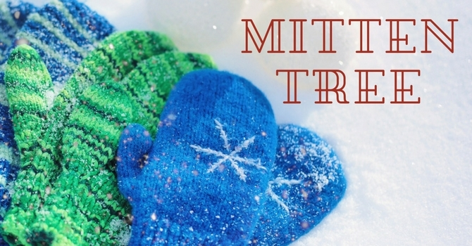 The Mitten Tree – Donations to Nova House image