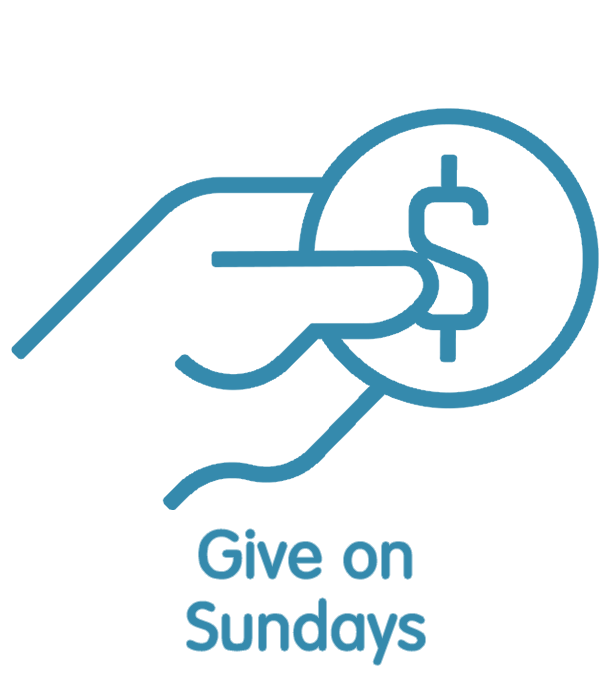 Give on Sundays