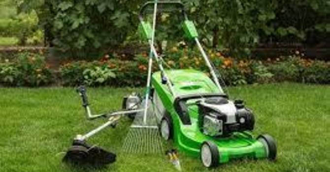 Lawn Care for Christians