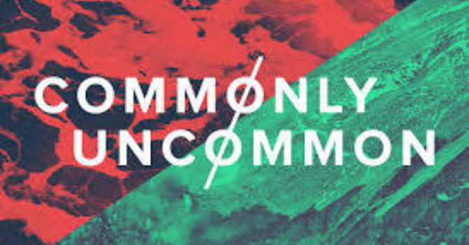 Commonly Uncommon