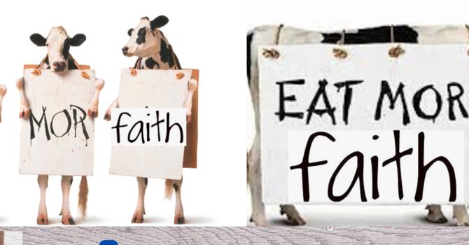Eat More Faith - Part 2