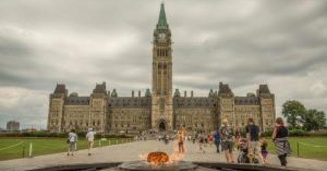 The United Church of Canada Act Passes Parliament image