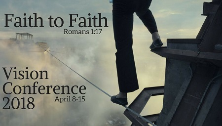 Vision Conference 2018