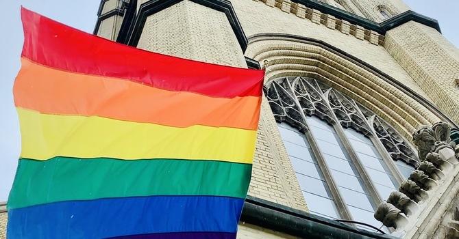 Pride Sunday/Fourth Sunday After Pentecost