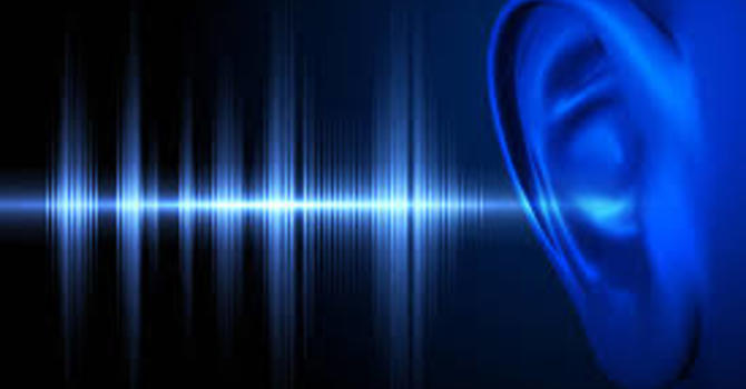 Do you have a sound ear? image