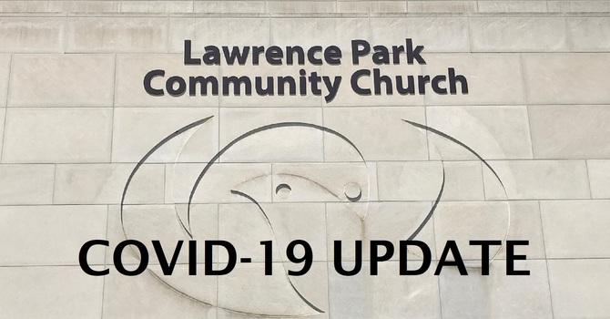 COVID-19 LPCC UPDATE  image