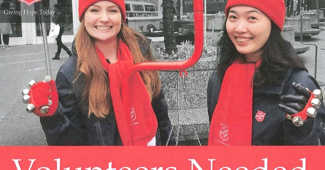 Salvation Army Kettle Campaign image