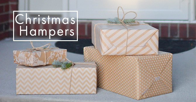 Providing  a Christmas Hamper image