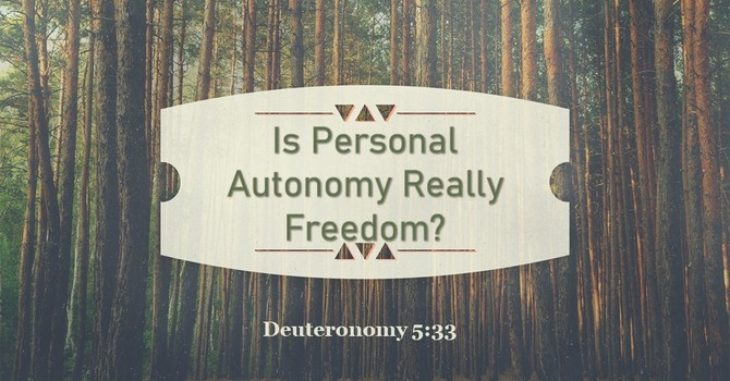 Is Personal Autonomy Really Freedom?