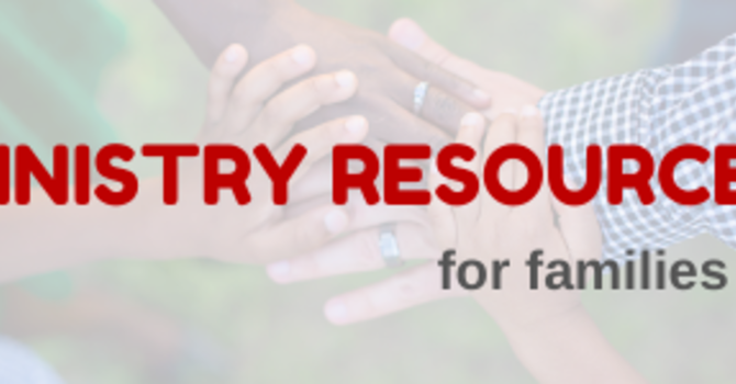 Family Ministry Resources image