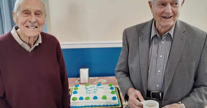 Happy birthday Don & Ed image