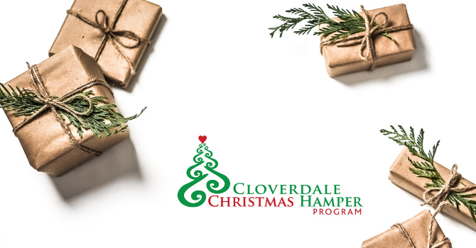 Cloverdale Christmas Hamper Program image