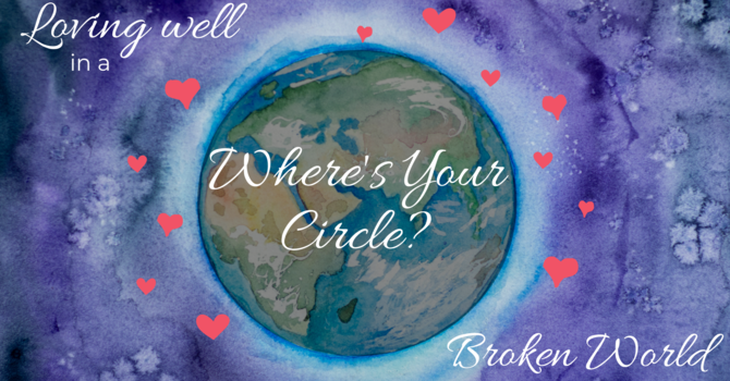 Where's Your Circle?