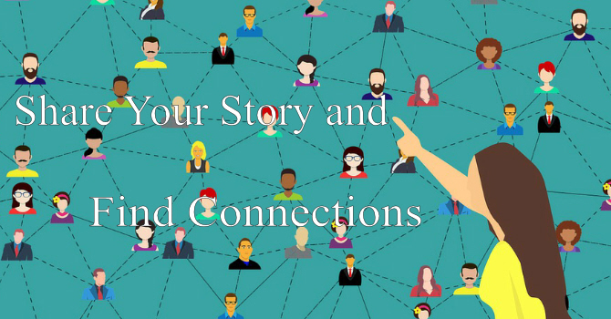 """""""Sharing Your Story"""""""