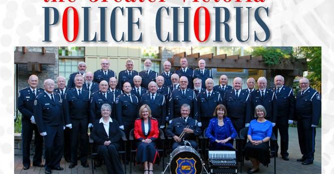 Greater Victoria Police Chorus concert