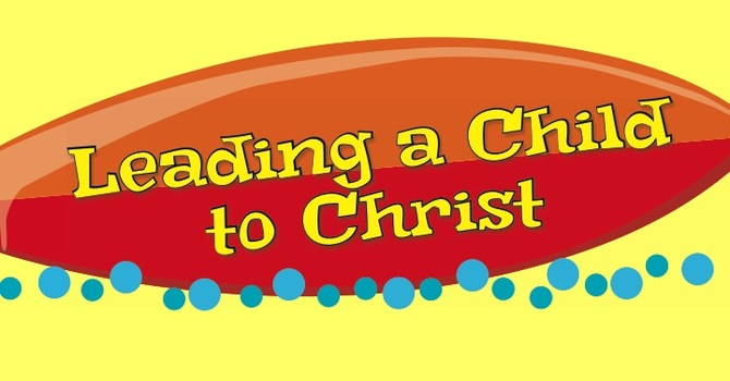 Resource: Leading a child to Christ image