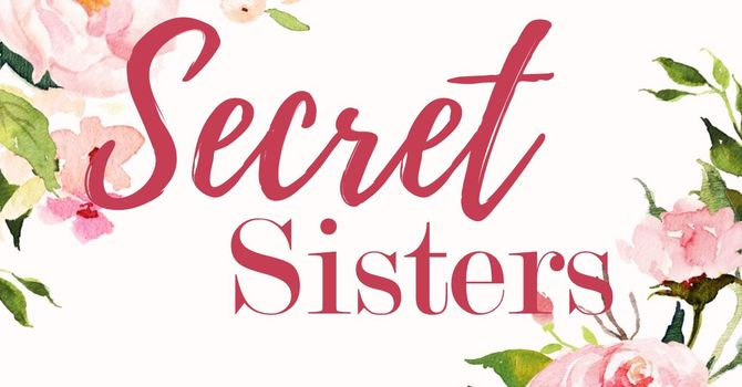 Secret Sister Sign -Up image