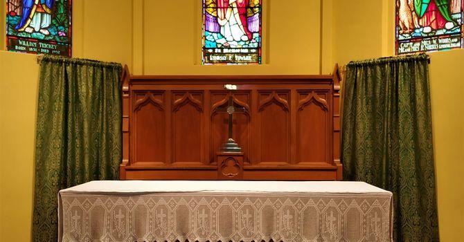 Seventh Sunday after Pentecost image