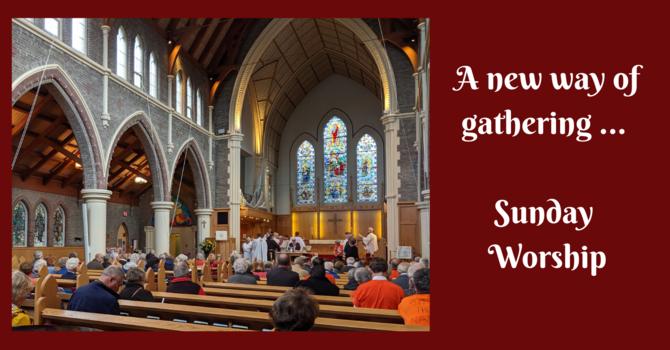 Sunday Worship - March 29, 2020 image