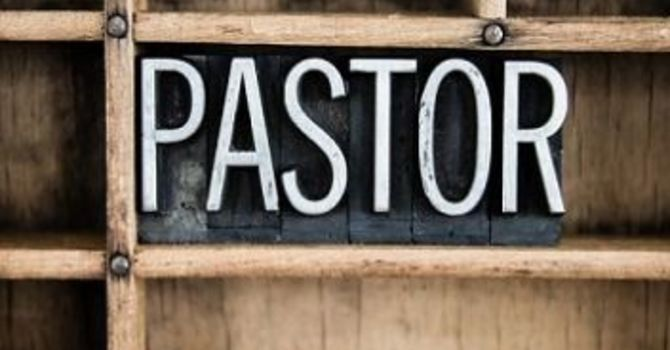 Pastor Appreciation Month image