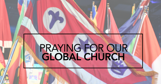 Praying for Our Global Family image
