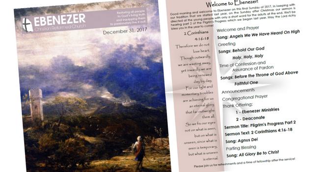 December 31, 2017 Bulletin image