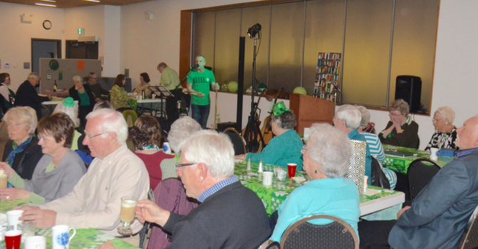 St. Paddy's Party was a blast! image
