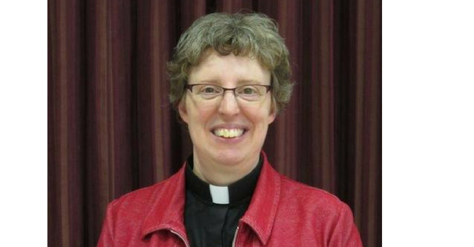 Welcome Rev Clara Plamondon! image