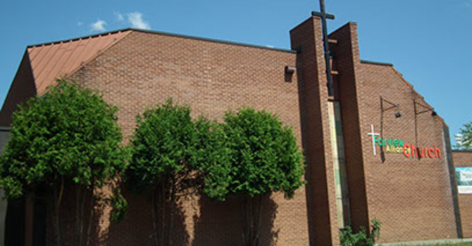 Église évangélique persane