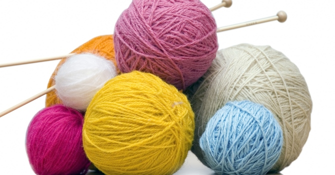 Yarn, yarn and more yarn! image
