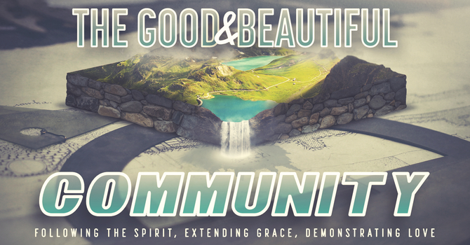 We are a Christ-Centered Community