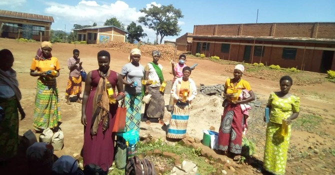 Update from Rwanda image