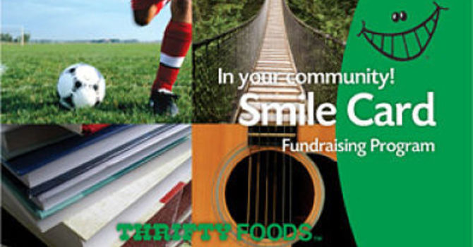 Thrifty Foods Smile Card image