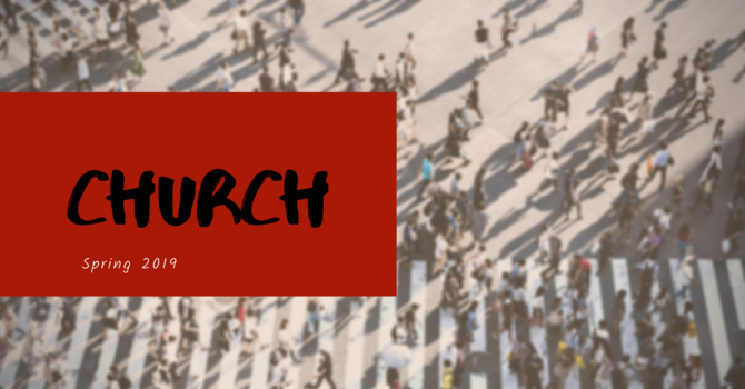 The Church and You