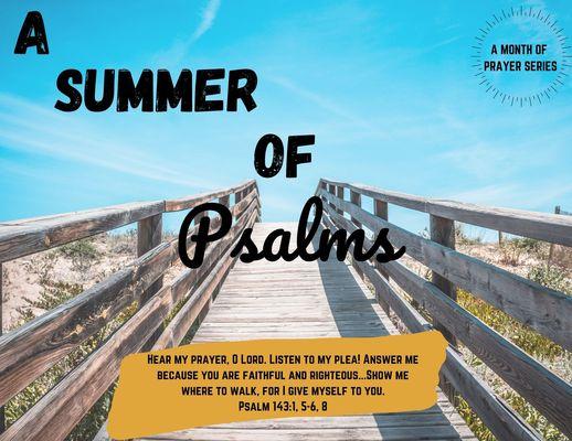 A Summer of Psalms