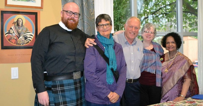 PWRDF Sunday at St. Anselm's image