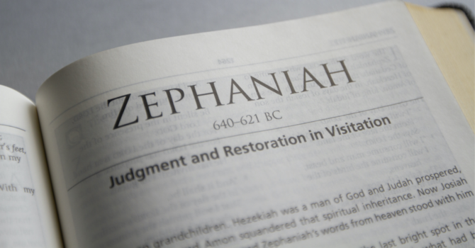 Zephaniah's Declaration