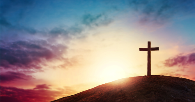The Purpose of the Cross