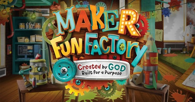 MAKER FUN FACTORY! image