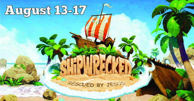 SHIPWRECKED! image