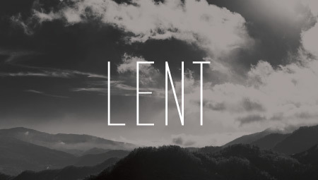 Lent - A Season in the Wilderness